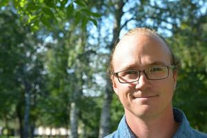 Körsång är bra för hälsan, konstaterar Jonas Hagström som hoppas på minst 50 deltagare vid körkickoffen på Verkön nästa lördag.