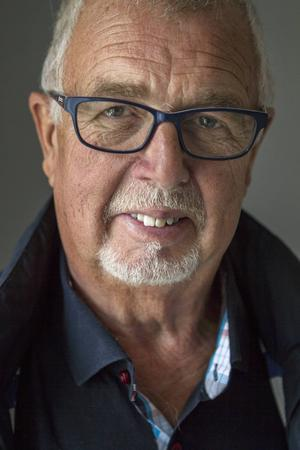 Ruben Olsson, ordförande i Rötvikens byalag.