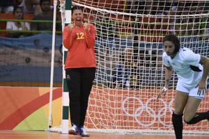 Filippa Idéhn briljerade både mot Argentina och Sydkorea.