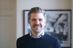 Johan Arenius är pastor och föreståndare för Immanuelskyrkan i Örebro. Foto: David Gelinder.