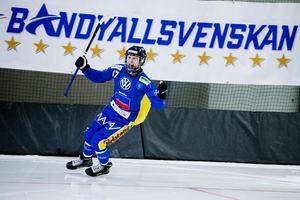 Viktor Hulthammars Nässjö krossade Gripen.