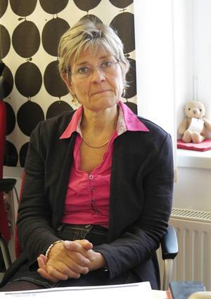 Nina Fållbäck Svensson.