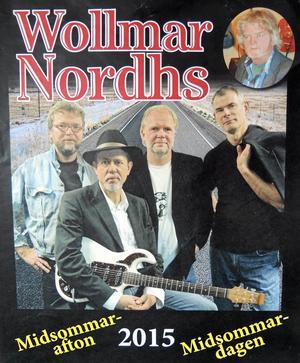Midsommaren 2015 gjorde Wollmars Nordhs orkester sin allra sista spelning.