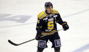 Ludvig Karlsson lagkapten SSK J20.