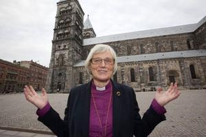 Antje Jackelén tillträder som ny ärkebiskop i juni nästa år. Men redan före hennes installation utgör valet av hennes valspråk en källa till debatt, inte minst utifrån vad som händer i en helt annan världsdel än här i norra Europa.