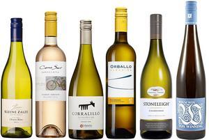 Ett stort antal vita viner byter årgång i november. Här är några av de allra bästa köpen på Systemet.