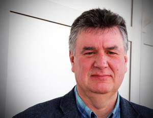 Bildningsnämndens ordförande Thomas Näsholm.
