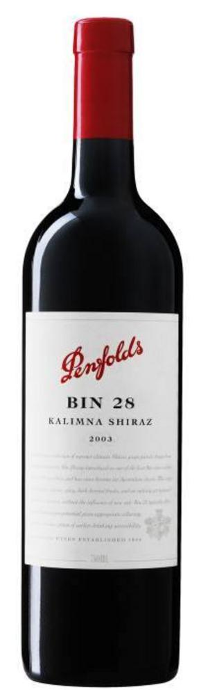 16320 Penfolds Kalimna Bin 28 Shiraz 2005, Australien, 159 kronor.