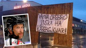 Fansen kräver att Emil Kåberg ska stanna.