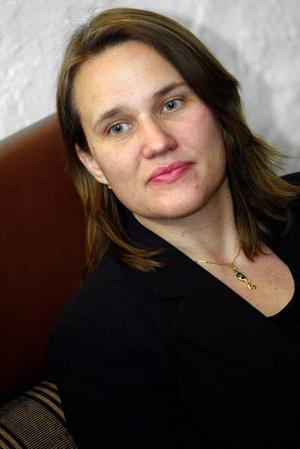 Helen Olausson, Maths O Sundqvists närmaste med- arbetare. Foto: Henrik Flygare