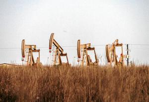 Utvinnande av fossilgas är något Naturskyddsföreningen motsätter sig. Foto: Helena Gustavsson/TT