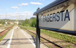 Direkttågen mellan till exempel Fagersta och Stockholm tas bort.
