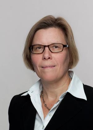 Annica Bergman, chef på Nätsäkerhetsavdelningen hos Post- och telestyrelsen.