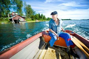 Seved Engfors flyttade till Hälsingland för att jobba på Iggesunds bruk.