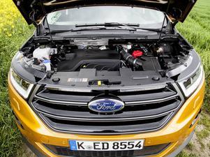 Endast två motoralternativ finns att välja mellan. Två beprövade dieslar från franska PSA (Peugeot/Citroën) som Ford har haft ett mångårigt samarbete med.