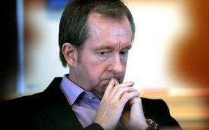 Peter Hansson, ekonomidirektör. FOTO: STAFFAN BJÖRKLUND