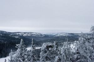 Utsiktspunkterna är flera och lika vackra.