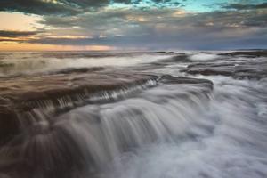 Stormigt hav, Rotsidan, Anders Dahlin.