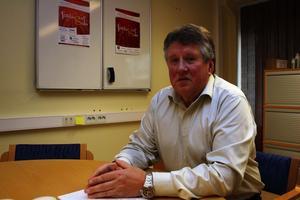 Torbjörn Eriksson, Ånge kommuns företagarcentrum är mycket nöjd med etableringen som skapa 15 nya jobb i kommunen.