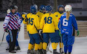 Sverige slog Finland två gånger om i helgen – 14–0 respektive 5–0.