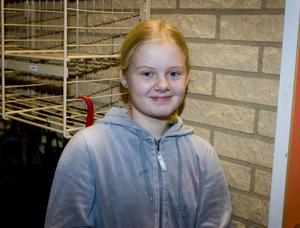 – Jag tycker den är ganska konstig. Den riktar sig nog mer till mindre barn. Jag tyckte den om mössen, Dieselråttor och sjömansmöss, var bäst.Tina Eriksson, 12 år, Granloholm.