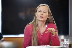 Ulrika Gustafsson-Lindberg kommunens BRÅ- och ANDT- samordnare.