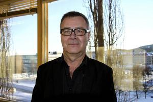 Sundsvalls nye skoldirektör Lars Karlstrand.