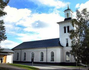 Hässjö kyrka.