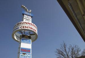 Brunnsängs centrum. Foto: Cia Karlsson