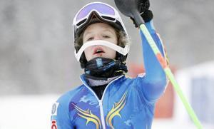 Robin Teir, Svegs alpina, vann H14.