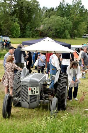 Ferguson Grålle mekaniserade många svenska småjordbruk efter andra världskriget.