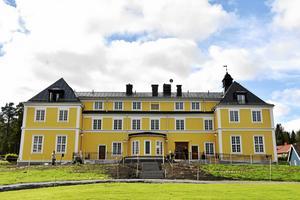 Mellansels folkhögskola. Foto:Peter Forssell/Arkiv