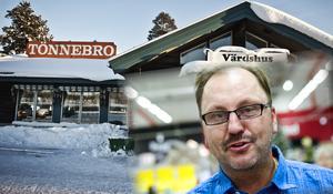 Johan Lötberg lämnar Coop Forum i Söderhamn och blir i stället platschef på Tönnebro värdshus, butik och bageri.