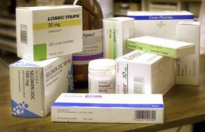 Nu är det dags att rensa bort inaktuella mediciner och recept.