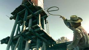 I det nya westernspelet Call of Juarez: Bound in Blood är det flinka revolvermän som tar plats i en förutsägbar story. Enligt Jens Höglin är det ett helt okej spel i en genre där det inte släpps mycket nytt material.