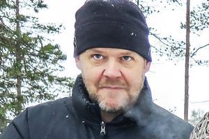 Ulf Johansson från Nästeln är ordförande i Rätans fiskevårdsområdesförening som beslutade att öppna Stortjärn för put and take-fiske även på vintern.