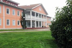 Voxnadalens gymnasium i Edsbyn.
