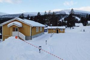 Ett av husen med lägenheter som ägs av HTAB. Den första oktober tar Björkfjärden byggproduktion AB över.