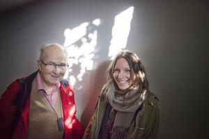 Arne Ring och Jenny Sandström, Sigrid Strands stiftelse.
