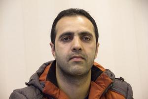 Abbas Hossain har konverterat till kristendomen vilket inte accepteras i Afghanistan.