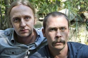 Martin Schibbye och Johan Persson.