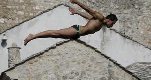 49 modiga deltog i tävlingen i Mostar.
