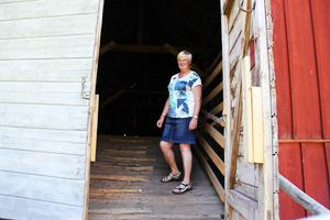Marie Envall har bott på Bommars men är nu på väg att flytta därifrån.