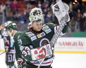 Johan Mattsson kunde inte fått en bättre start på sin SHL-karriär.