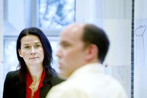 """Arbetskraft. """"Industrin är med i det här för att säkerställa tillgången på arbetskraft"""", säger Christina Flank Elffors, projektledare för Teknikcollege Gästrikland."""