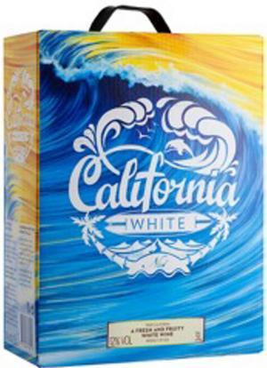 Sämsta vita vinet. Sockervatten utan syra.