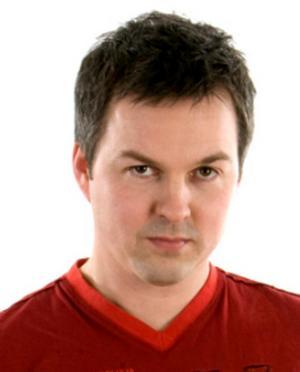Måns Uggla, ordförande i NA:s journalistklubb.