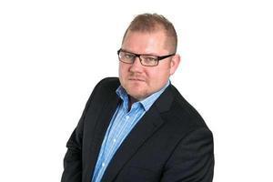 Anders Ingvarsson, chefredaktör och ansvarig utgivare för helahälsingland.se.