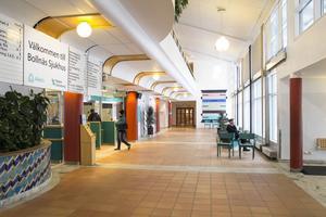 Bollnäs sjukhus rankas som det fjärde bästa mindre sjukhuset i landet av tidningen Dagens Medicin.