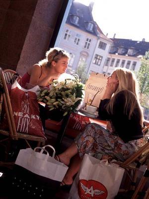 Fika på mysiga caféer mellan affärsbesöken i Köpenhamn.Foto: Henrik Stenberg/Visitdenmark
